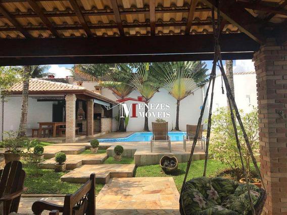 Casa A Venda No Condomínio Morada Da Praia - Ref. 1098 - V1098