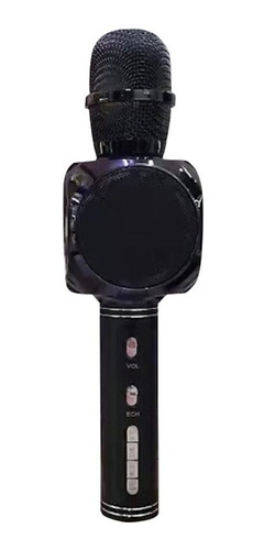 Imagen 1 de 2 de Microfono Inalambrico Magic Karaoke Bluetooth Ade Ramos