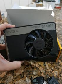 Placa De Vídeo Gtx 650 1gb