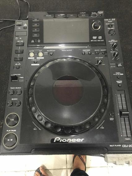Cdj 2000 Pioneer Super Conservado