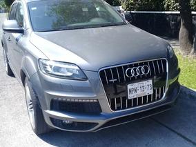 Audi Q7 3.0 S Line At 2014