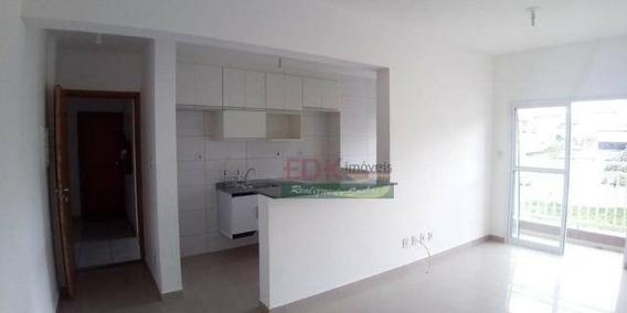 Apartamento Com 2 Dormitórios À Venda, 70 M² Por R$ 307.000,00 - Portal Das Colinas - Guaratinguetá/sp - Ap3678