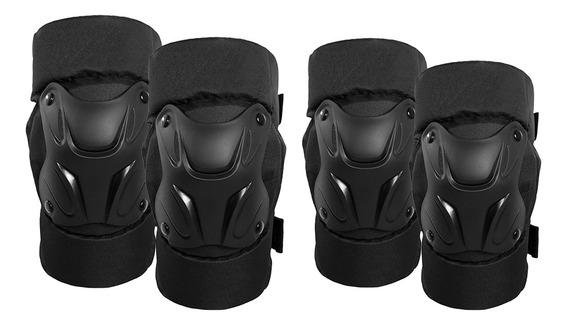 Protectores De Rodilleras Para Motocicleta De Ciclismo Rodil