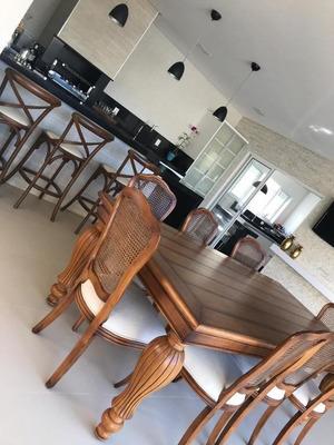 Casa Com 4 Dormitórios À Venda, 350 M² Por R$ 1.600.000 - Parque Residencial Damha V - São José Do Rio Preto/sp - Ca2002