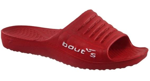 Chinelo Sandália Bouts Club 8851 Original - Azul - Vermelho