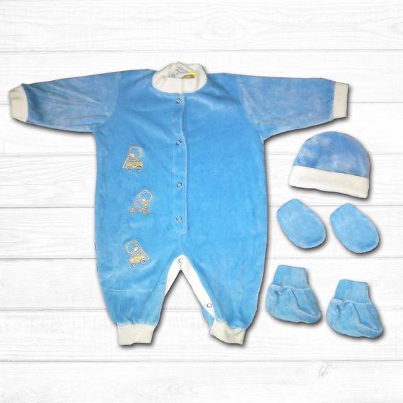 Pijama Monos Enteros Para Bebé Recién Nacido   Piel Durazno