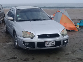 Subaru Impreza Sedan Año 2003, 1.6cc ,awd, 138,000 Kms.