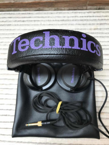 Technics Headfone Original!! Em Ótimo Estado