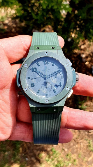 Hublot Big Bang All Green Cerámico Verde 301.gi.5290.gr