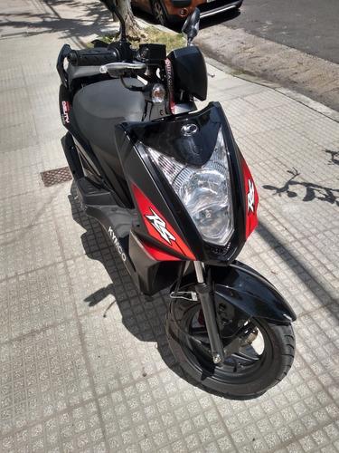 Kymco Agility Naked Rs 125