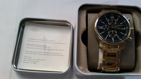 Relógio Fóssil Masculino Bq1702