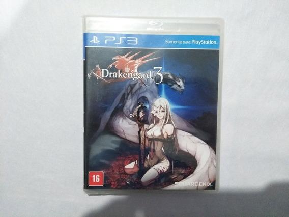 Drakengard 3 - Novo E Lacrado Mídia Física Playstation 3 Ps3