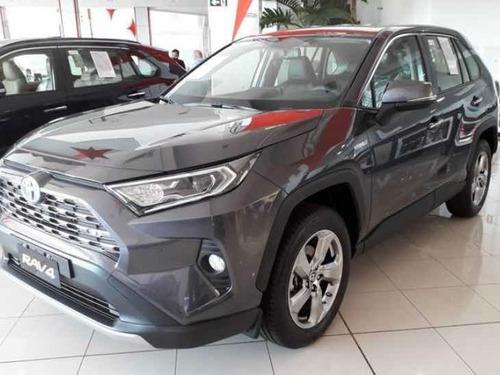 Toyota Rav4 2020 2.5 S Connect Awd Aut. (hev) 5p Hibrido