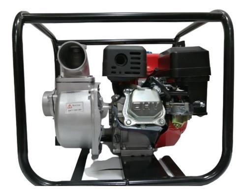 Motobomba Gasolina 6.5 Hp Aluminio 3 Pulgadas, 4 Tiempos