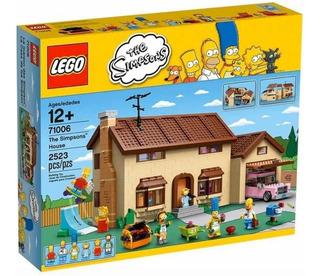 Lego 71006 The Simpsons House. Nuevo. En Stock!