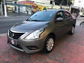 Nissan Versa 2017 2018 Zero De Entrada Sem Entrada