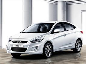 Hyundai Accent Sedán Rb Sdn 1.6 Crdi 6m/t Gl 2ab Ac
