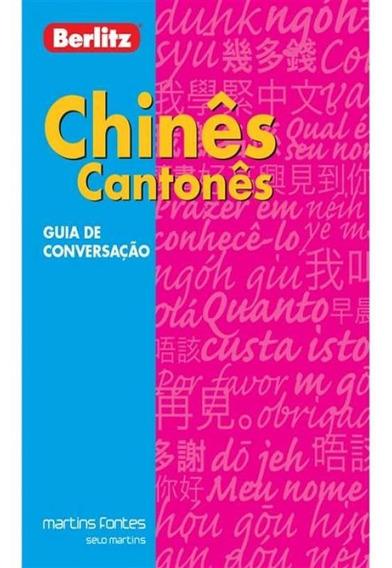 Chines Cantones - Guia De Conversacao
