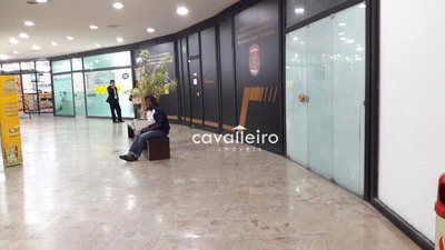 Niterói Shopping - Loja Comercial À Venda, Centro, Niterói - Lo0009. - Lo0009
