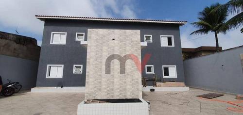 Imagem 1 de 7 de Casa À Venda, 55 M² Por R$ 190.000,00 - Vila Tupi - Praia Grande/sp - Ca0852