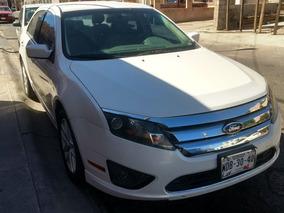 Ford Fusion Se V6 At 2011 Autos Y Camionetas