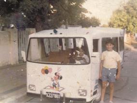 Busco Minibus Año 1987 Con Mecánica Renault Dauphine