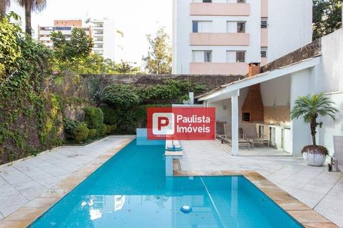 Apartamento À Venda, 362 M² Por R$ 2.580.000,00 - Campo Belo - São Paulo/sp - Ap29105