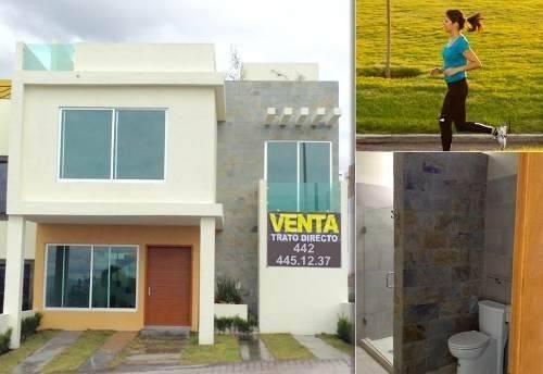 Se Vende Hermosa Casa En El Mirador, En Av, Principal Con Pa