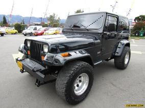 Jeep Wrangler Sahara At 4000cc Cab