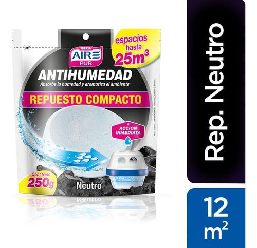 Aire Pur® Antihumedad Repuesto Max Neutro - Ideal Hasta 12m2