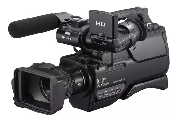 Filmadora Profissional Sony Hxr-mc2000 Full Hd Conservada