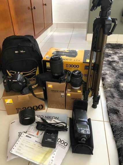 Camera Nikon D3000 Kit