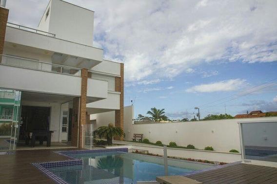Casa Em Praia Do Sonho (ens Brito), Palhoça/sc De 300m² 2 Quartos À Venda Por R$ 1.060.000,00 - Ca187930