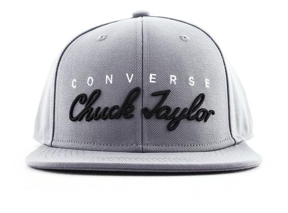 Gorra Converse Chuck Taylor Gr/bl/ng Hombre Rcmdr