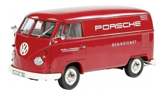 Volkswagen Kombi T1 Porsche Delivery 1/18 Schuco 1958