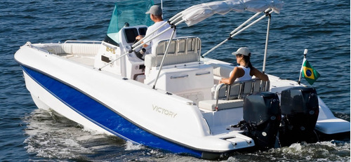 Victory 245 Ano:2021. Mercury 150hp Marina Atlântica.