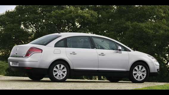 Citroën C4 Pallas 2.0 Exclusive Para Retirada De Peças