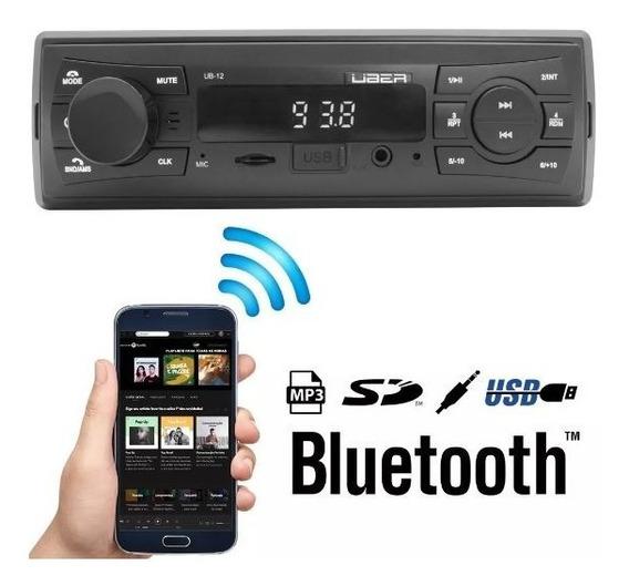 Auto Radio Kenwood Bluetooth - Som Automotivo no Mercado