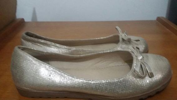 Zapatos De Niña Talla 34 Casi Nuevos Economico