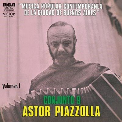 Vinilo Astor Piazzola Musica Popular De Bs As Vol 1 Lp