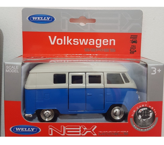 Volkswagen Bus 1:36 Welly Original Baloo Toys