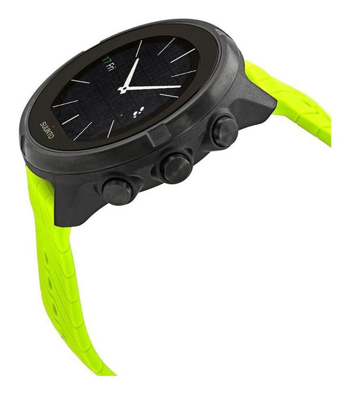 Relógio Suunto 9 Lime Multisport Gps Ss050144000
