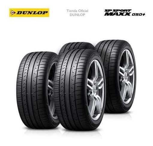 Kit X4 Cubiertas 295/35r21 (107y) Dunlop Sport Maxx 050+