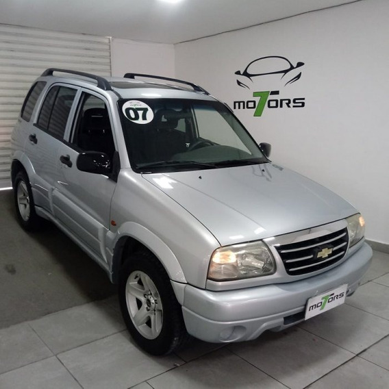 Tracker 2.0 4x4 16v Gasolina 4p Manual