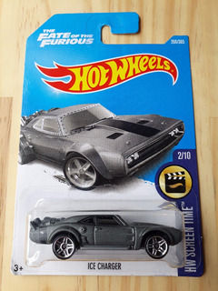 Hot Wheels - Screen Time - Ice Charger (velozes E Furiosos)