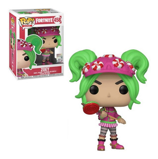 Figura Funko Pop Games Fortnite - Zoey 458