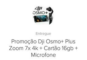 Dji Osmo+plus Completo