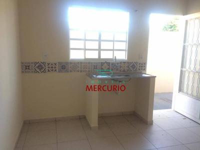 Casa Residencial Para Locação, Jardim Bela Vista, Bauru - Ca2741. - Ca2741