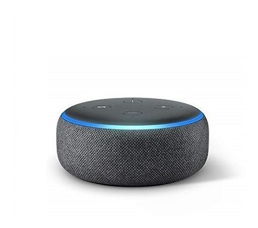 Alexa Echo Dot 3 Português + Lampada Inteligente