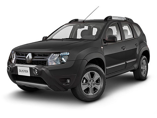 Renault Duster Ph2 Expression 2021 0km Gris Contadofinanciad